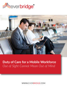 Duty of Care for a Mobile Workforce