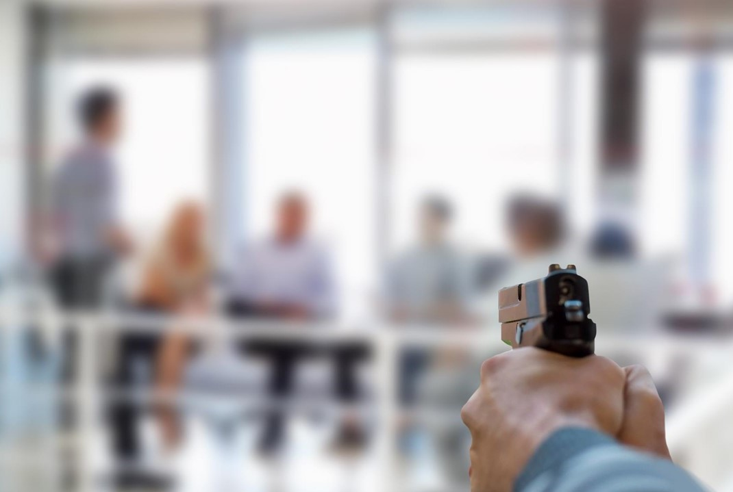 Active Shooter Preparedness Survey: Best Practices and Recommendations in 2021 hero image