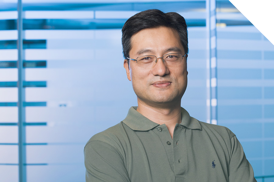 Yuan Cheng, SVP of Engineering